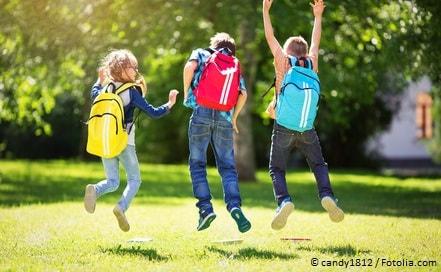 Coole Rucksäcke für die Schule