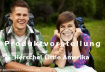 Herschel Little Amerika
