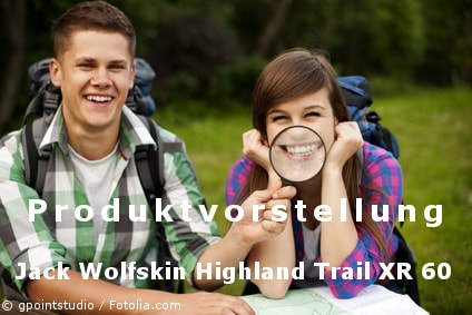 Jack Wolfskin Highland Trail XR 60