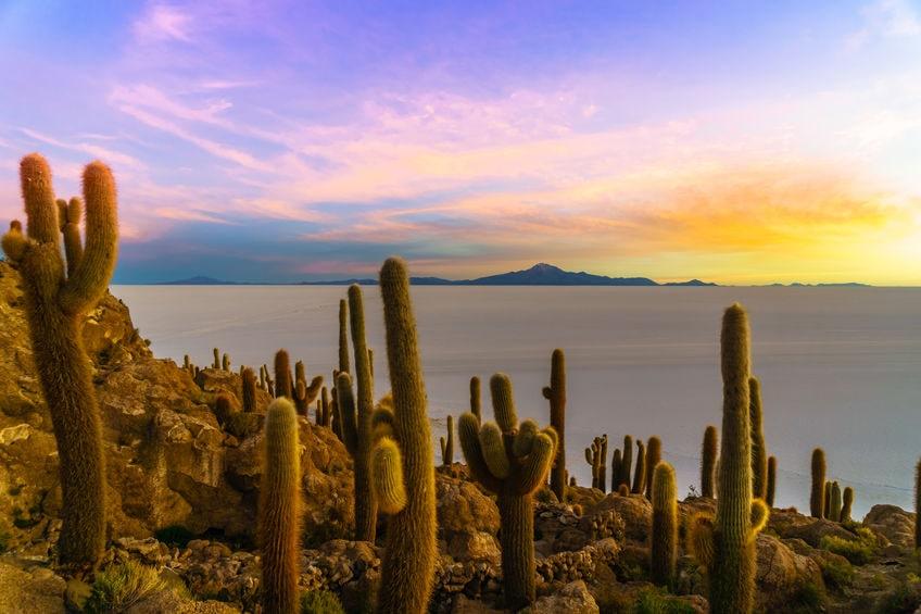 Rucksackreisen Bolivien