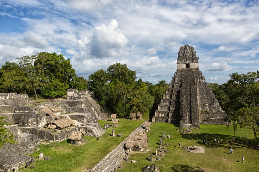 Rucksackreisen Guatemala