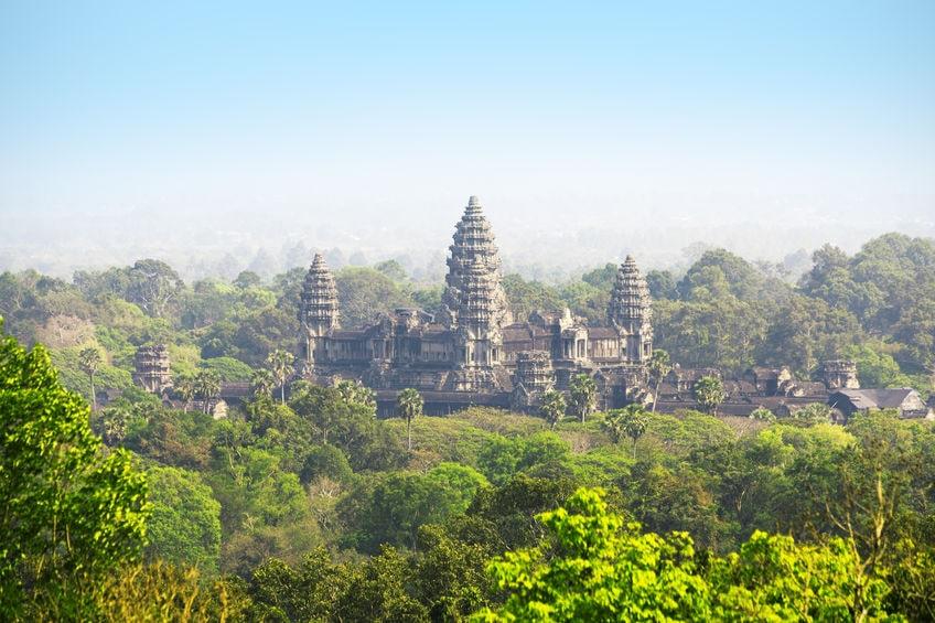 Rucksackreisen Kambodcha