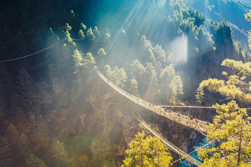 Rucksackreisen Nepal