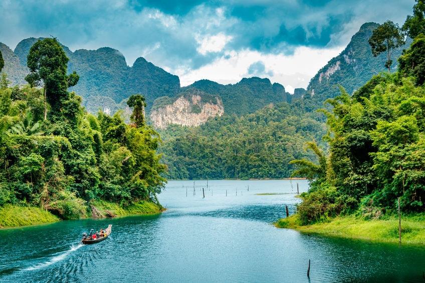 Rucksackreisen Thailand