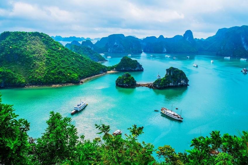 Rucksackreisen Vietnam