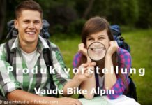 Vaude Bike Alpin