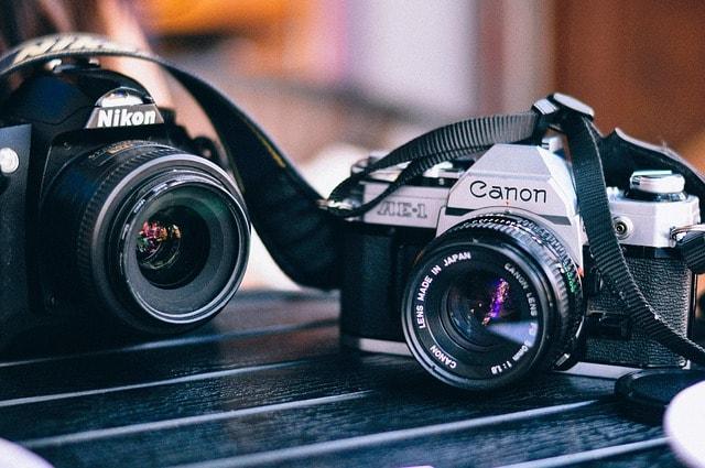 Fotorucksack für 2 Kameras