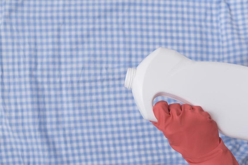 entfernen mit Hygienespüler (