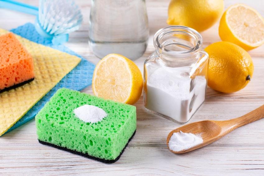 entfernen mit Zitronensäure